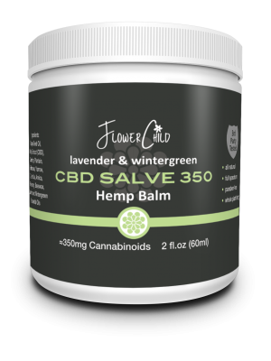 CBD Salve 350mg