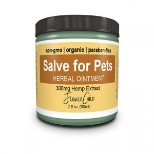 cbd salve for pets