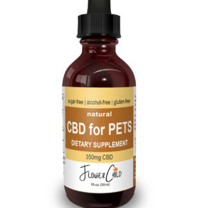 Flowerchild CBD for pets