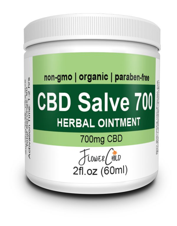 CBD Salve 700mg
