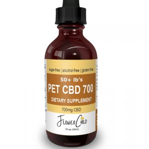 Pet CBD 700